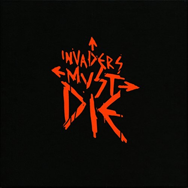 The Prodigy - Invaders Must Die CD Box Set