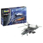 Kamov Ka-58 Stealth 1:72 Revell Model Kit