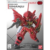 Sd Sinanju Ex Standard 013 Bandai Model Kit