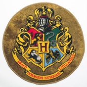 Harry Potter Doormat Hogwarts Crest 61