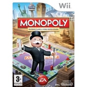 Monopoly Game Wii