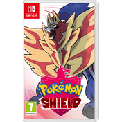 Pokemon Shield Nintendo Switch Game
