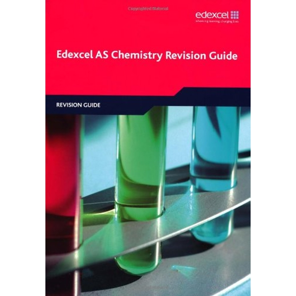 Edexcel AS Chemistry Revision Guide by Geoff Wright, David Craggs, Phillip Dobson (Paperback, 2009)