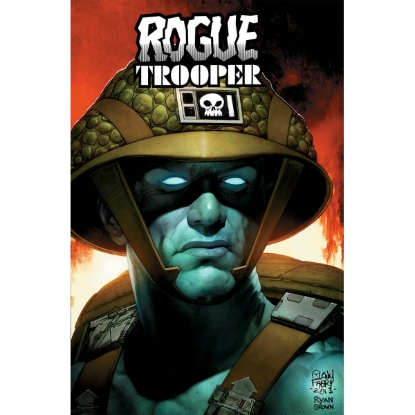 Rogue Trooper Paperback
