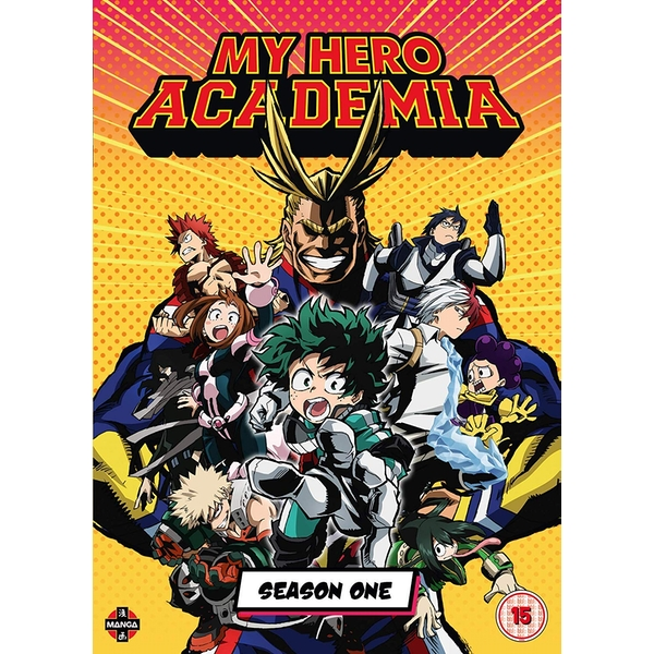 My Hero Academia: Season One DVD