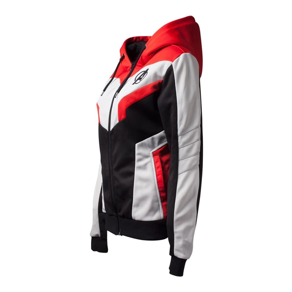 Marvel Comics - Quantum Suit Women's Small Hoodie - Multi-Colour