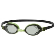 Speedo Jet Snr Swim Goggles Green/Smoke