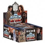Doctor Who Alien Attax Trading Card Booster Box - 24 CDU Count