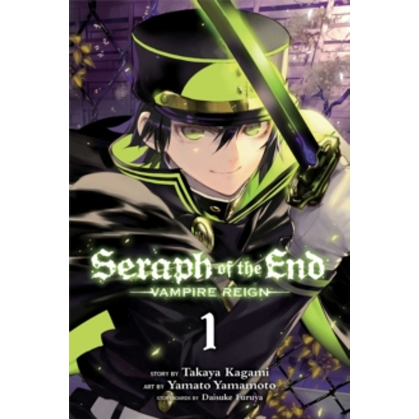 Seraph of the End, Vol. 1 : Vampire Reign : 1