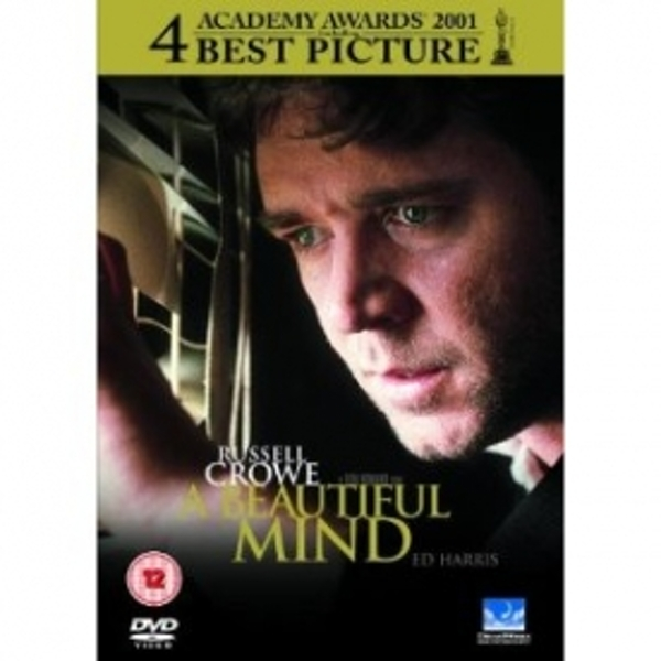 A Beautiful Mind DVD