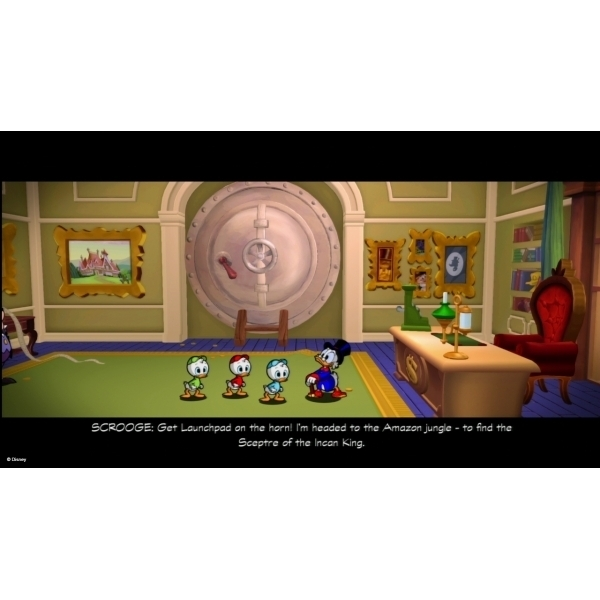 DuckTales Remastered Game PS3 - Image 2