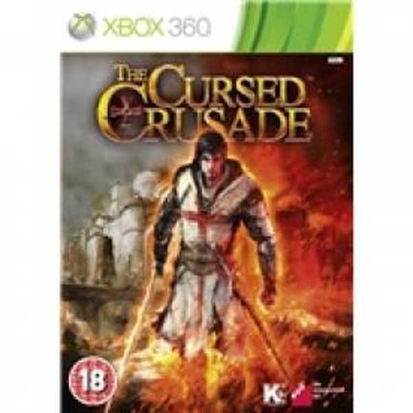 The Cursed Crusade Game Xbox 360 - Image 1