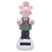 Wallace (Wallace & Gromit) Solar Powered Pal