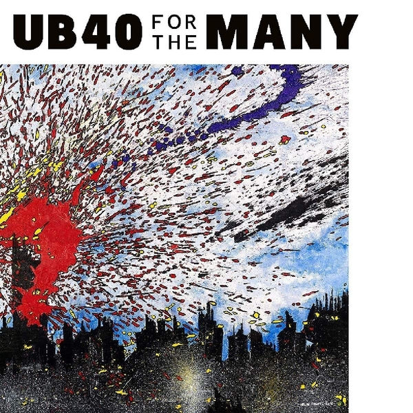 UB40 - For The Many CD
