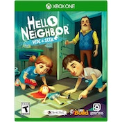 Hello Neighbor Hide and Seek Xbox One Game (#)
