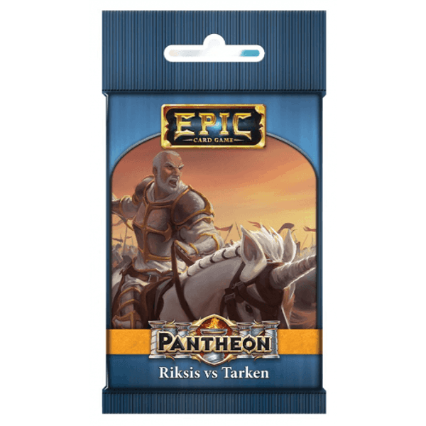 Epic Pantheon Riksis vs Tarken Expansion