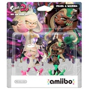 Pearl & Marina Amiibo (Splatoon 2) for Nintendo Switch