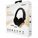 Groov-e Ultra Wireless Bluetooth Stereo Headphones with Powerful Sound Gold - Image 2