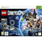 Lego Dimensions Xbox 360 Starter Pack