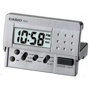 Casio PQ10D-8 LED Digital Travel Clock