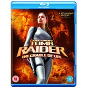 Lara Croft Tomb Raider The Cradle of Life Blu-ray