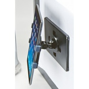 Logic3 Universal Tablet Holder with Adjustable Magnetic Mount Black
