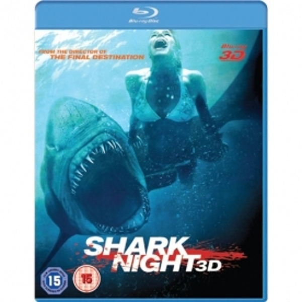 Shark Night 3D Blu-Ray - Image 1