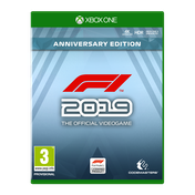 F1 2019 Anniversary Edition Xbox One Game