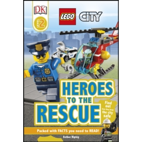 LEGO (R) City Heroes to the Rescue by Esther Ripley (Hardback, 2016)
