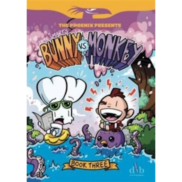 The Phoenix Presents: Bunny vs Monkey Book 3