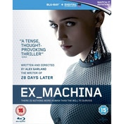 Ex Machina Blu-ray