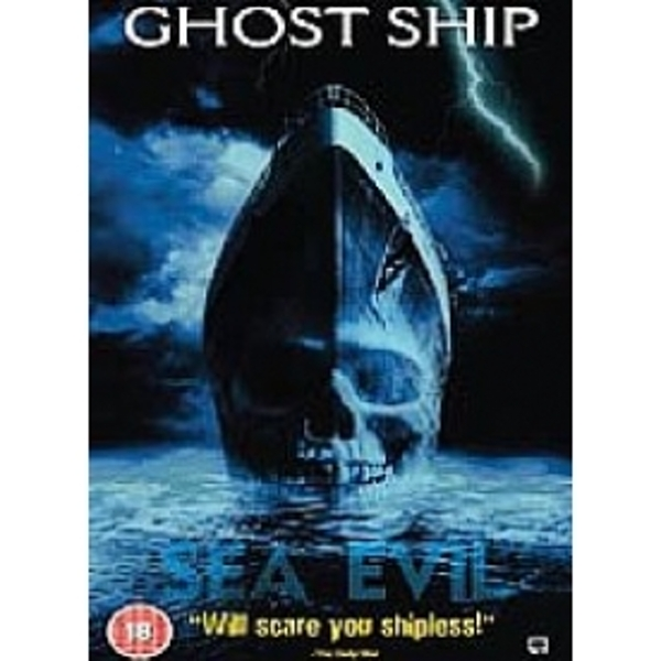 Ghost Ship DVD