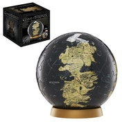 Game of Thrones Globe 6 inch 4D Cityscape Time Puzzle
