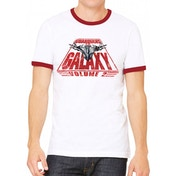 Guardians Of The Galaxy 2 - Milano & Text Men's Large T-Shirt - White