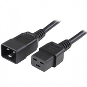 StarTech 1.8m C19 to C20 14 AWG Computer Power Cord