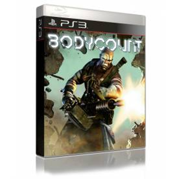 Body Count Game PS3