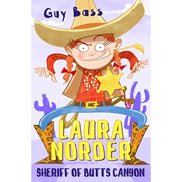 Laura Norder, Sheriff of Butts Canyon  Paperback / softback 2019