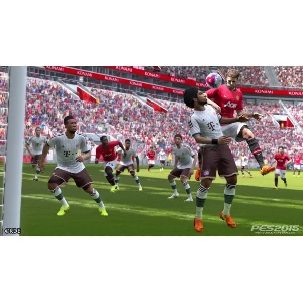 Pro Evolution Soccer PES 2015 Day One Edition Xbox 360 Game - Image 2