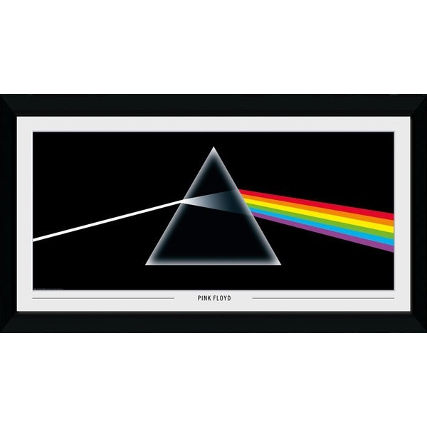 Pink Floyd Dark Side Of The Moon 50 x 100 Collector Print