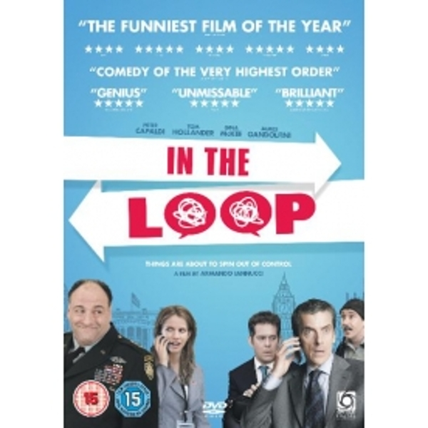In The Loop DVD