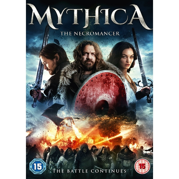 Mythica: The Necromancer DVD