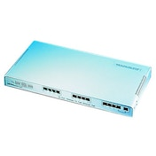 CNET cnsh-800Unmanaged Network Switch White