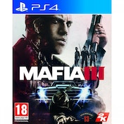 Ex-Display Mafia III PS4 Game (with Family Kick-Back DLC) Used - Like New