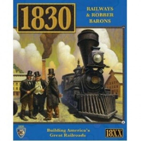 1830: The North East U.S. Board Game - ozgameshop.com