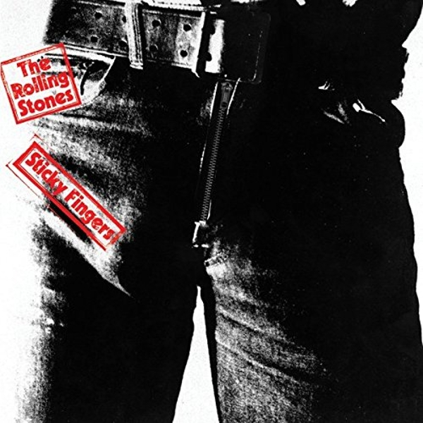 The Rolling Stones - Sticky Fingers Remastered CD