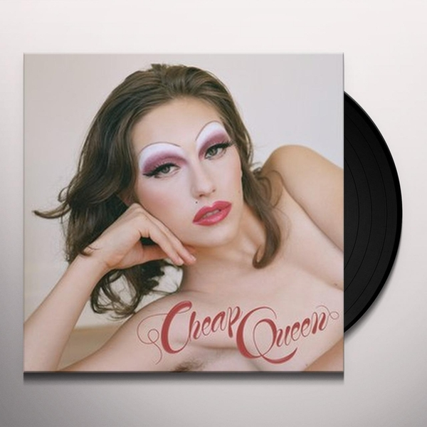 King Princess - Cheap Queen Limited Edition White Marble Vinyl