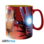 Marvel - Foil The Armored Avenger Mug