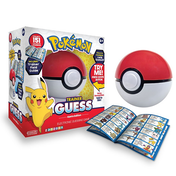 Pokemon Trainer Guess Mystery Game