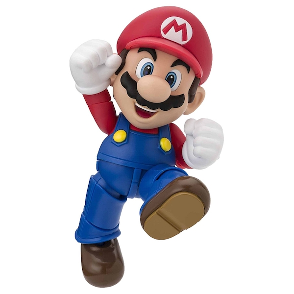 Super Mario Action Figure with Accessories