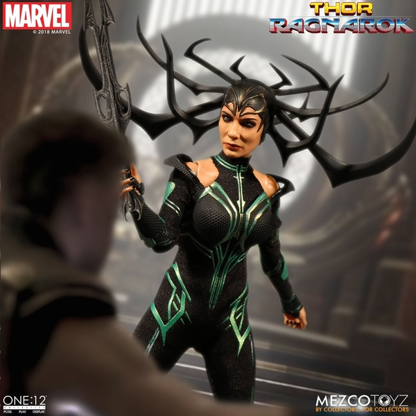 Hela (Thor Ragnarok) One:12 Collective Figure